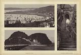Glasgow: Gourock Bay; Dumbarton Castle; Portcullis, Dumbarton Castle