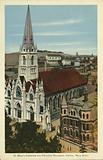 St Mary's Cathedral and Parochial Residence, Halifax, Nova Scotia