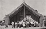 Carved meeting house, Ohinemutu