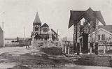 Maori Church and Queen Victoria Monument
