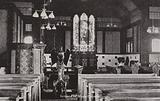 Interior of Maori Church