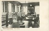 Library at Marlborough College, Marlborough, Wiltshire