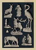 Bogorodsky carved wooden figures