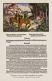 Scene from Petrarch's De remediis utriusque fortunae