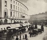 Shops on Regent Street, London, late 19th Century
