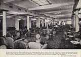 Main lounge, Grosvenor House Hotel, London
