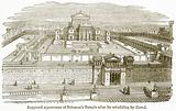Supposed Appearance of Solomon's Temple after its Rebuilding by Herod