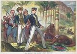 American Indian massacre