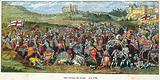 The battle of Spurs, 1513