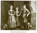 Children of Charles I
