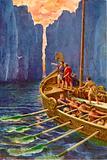 """""""Hera has sent us a pilot; Let us follow the cunning bird"""""""