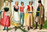 Peasants of Hungary