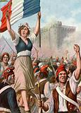 French Revolution - Taking the Bastille