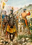 Lombardian soldiers of the 14th and 15th centuries