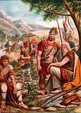Ostrogoth camp