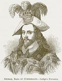 George, Earl of Cumberland. – Lodge's Portraits