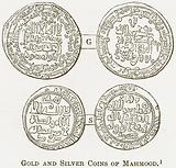 Gold and Silver Coins of Mahmood