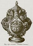 Censer; Twelfth Century