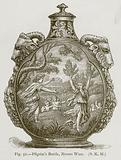 Pilgrim's Bottle, Nevers Ware