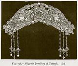 Filigrain Jewellery of Cuttack