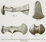 Polished Stone Hammers and Celts, Neolithic Period
