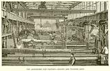The Armstrong Gun Factory – Boring and Turning Shop