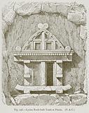 Lycian Rock-Built Tomb at Pinara