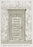 Persepolis, Doorway to Royal Tomb