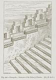 Persepolis; Staircase of the Palace of Darius