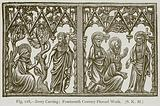 Ivory Carving; Fourteenth Century Pierced Work