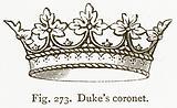 Duke's Coronet