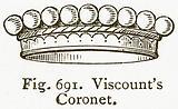 Viscount's Coronet