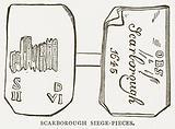 Scarborough Siege-Pieces