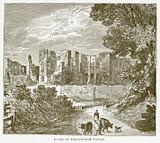 Ruins of Kenilworth Castle