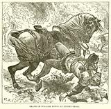 Death of William Rufus at Stoney Cross