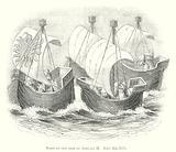 Ships of the Time of Richard II