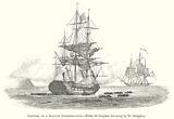 Capture of a Spanish Treasure-Ship