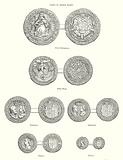 Coins of Queen Mary
