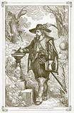 A Cavalier Gentleman of the Stuart Period