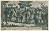Twenty Two Protestants taken into Custody