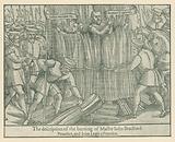 Burning of John Bradford