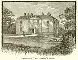 """""""Avondale,"""" Mr. Parnell's House"""