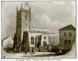 St. Martin's Church, Stamford – Tombs of the Cecil Family