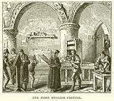 The First English Printer