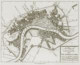 A Plan of London and Westminster