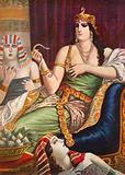 Suicide of Cleopatra