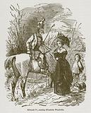 Edward IV Meeting Elizabeth Woodville