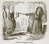 Edward II Resigning his Crown