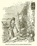 Blondel, the Minstrel, Under the Walls of Richard's Prison