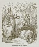 Queen Eleanor and Fair Rosamond